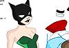 Batman Girl Dress Up