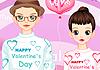 Valentines Couple Dress Up